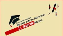 Üniversite Öğrencileri Yardım Başvuruları