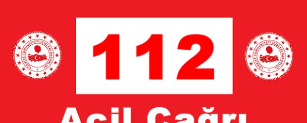 Acil Numaralar 112'de Birleşti