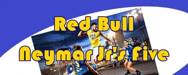 Red Bull Neymar Jr's Five Çanakkale